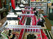 制御盤製作・配線・組付